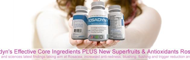 Rosacea Treatment Rosadyn Plus