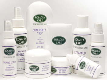 best skincare products for rosacea