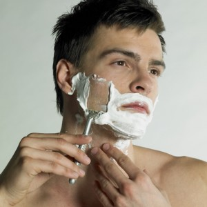 Rosacea shaving tips, shaving cream and after shave skin care for rosacea