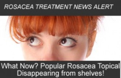 Popular Rosacea Treatment discontinuied Sulfacetamide/ Sulfur based liek Plexion, Clenia Novacet stop in the USA Find out Why and What your options are.
