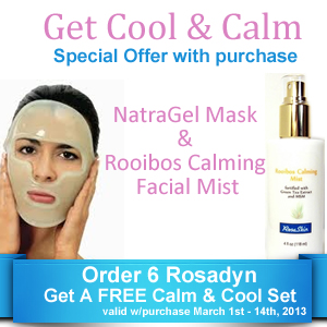 Calm and Cool Rosacea – Rosadyn March Special