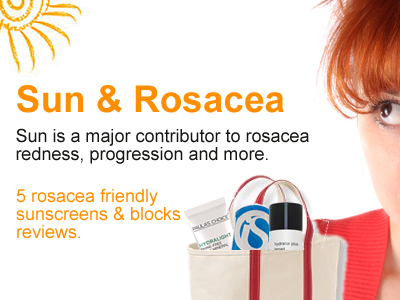 Top Five Sunblock Recommendations for Rosacea Reviews