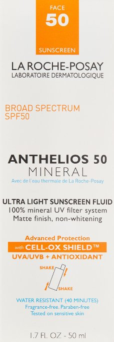 "New ""Fluid"" Technology in Sunblock Ideal for Rosacea Suncare"