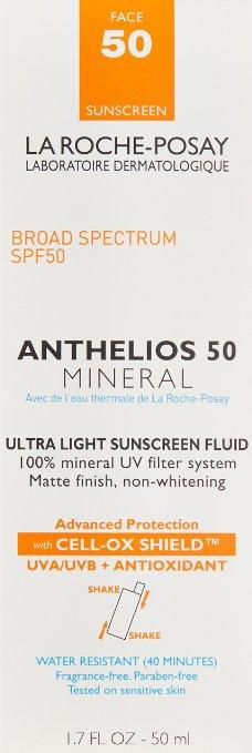 "New ""Fluid"" Technology in Sunblock Ideal for Rosacea Suncare"